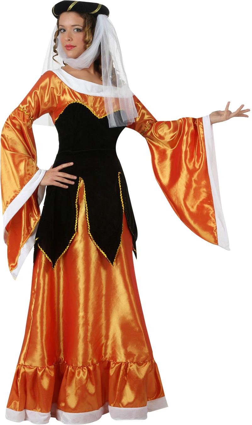 déguisement carnaval moyen age